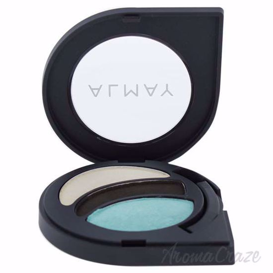 Picture of Intense I-Color Powder Shadow - 135 Hazels-Green by Almay for Women - 0.2 oz Eye Shadow