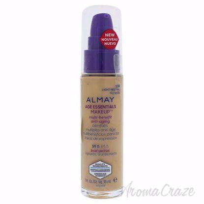 Age Essentials Multi-Benefit Anti-Aging Makeup - 110 Light N