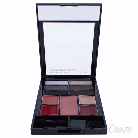 Picture of Seductive Smokies Eyes Cheeks and Lips Palette by Revlon for Women - 0.23 oz Makeup