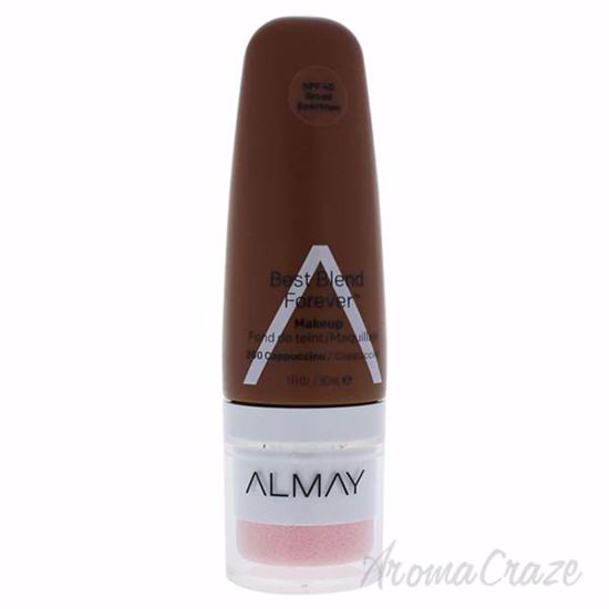 Picture of Best Blend Forever Makeup SPF 40 - 200 Cappuccino by Almay for Women - 1 oz Foundation