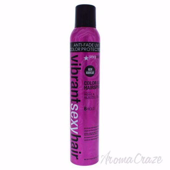 Picture of Vibrant Sexy Hair Color Lock Hairspray by Sexy Hair for Unisex - 8 oz Hair Spray
