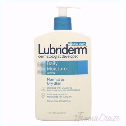 Daily Moisture Lotion Normal to Dry Skin by Lubriderm for Un