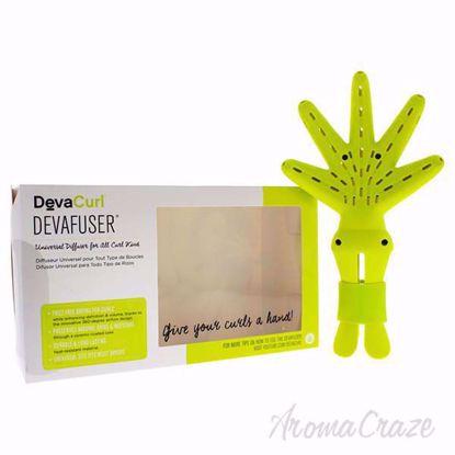 DevaFuser Hair Dryer Diffuser - Green by Deva Curl for Unise