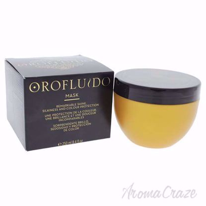Orofluido Mask - All Hair Types by Orofluido for Unisex - 8.