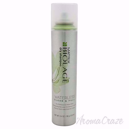 Biolage Waterless Clean & Full Dry Shampoo by Matrix for Uni