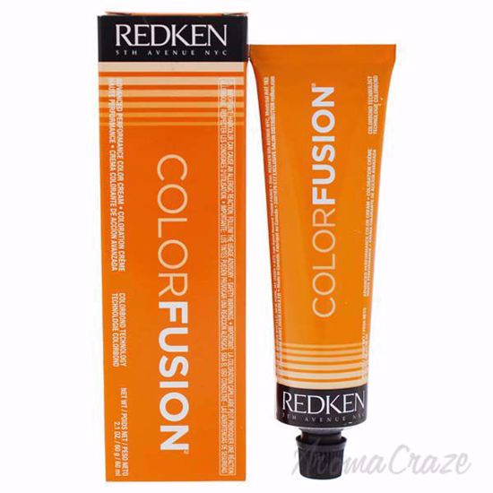 Picture of Color Fusion Advanced Performance Color Cream - 4GR Gold Red by Redken for Unisex - 2.1 oz Hair Color