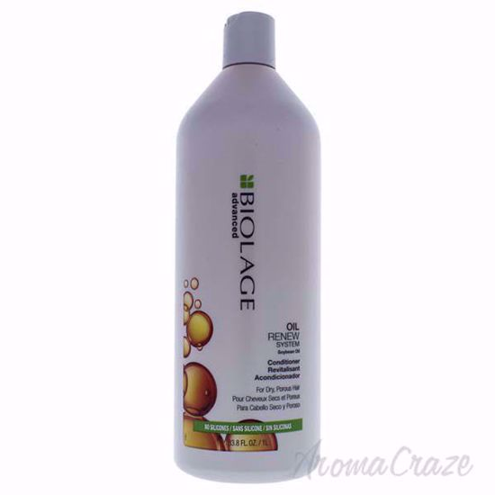 Picture of Biolage Advanced Oil Renew System Conditioner by Matrix for Unisex - 33.8 oz Conditioner