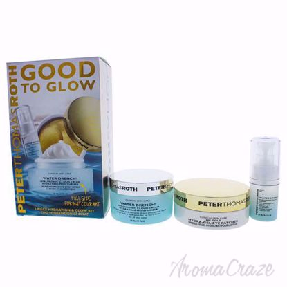 Good To Glow Kit by Peter Thomas Roth for Unisex - 3 Pc Kit