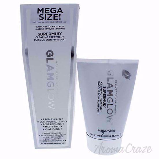 Picture of Supermud Clearing Treatment by Glamglow for Women - 3.5 oz Treatment