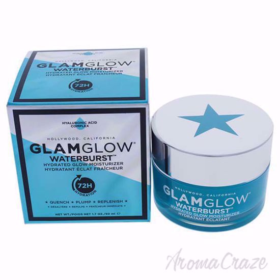 Picture of Waterburst Hydrated Glow Moisturizer by Glamglow for Women - 1.7 oz Moisturizer