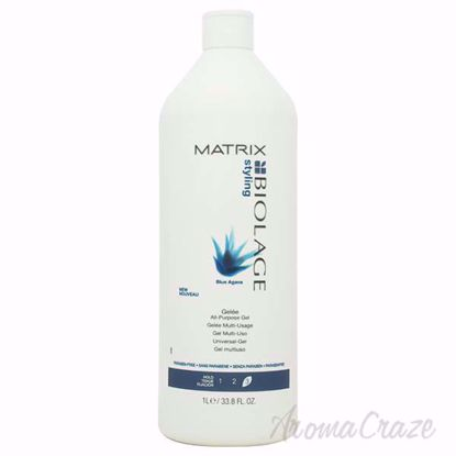 Biolage Styling Blue Agave Gelee Firm Hold Gel by Matrix for