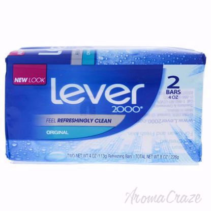 Lever 2000 Refreshing Bars Original Perfectly Fresh by Lever