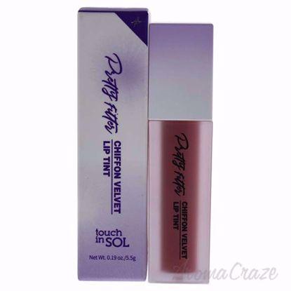 Pretty Filter Chiffon Velvet Lip Tint - 2 Shy Rose by Touch