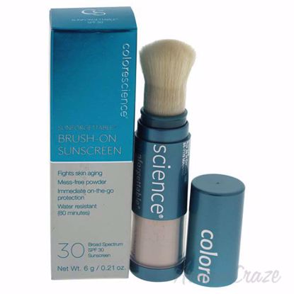 Sunforgettable Brush-On Sunscreen SPF 30 - Fair by Coloresci