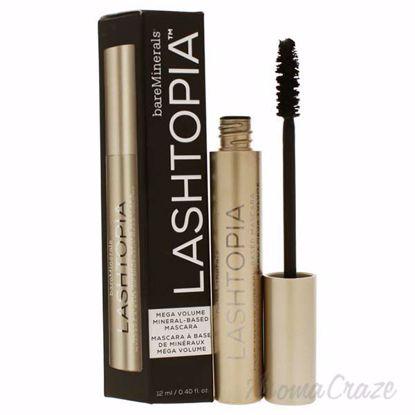 Lashtopia Mega Volume Mineral-Based Mascara by bareMinerals