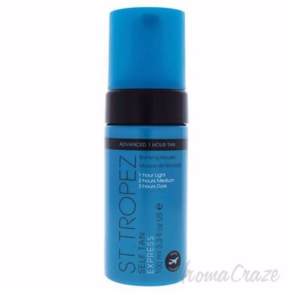 Picture of Self Tan Express Bronzing Mousse by St. Tropez for Unisex - 3.3 oz Mousse