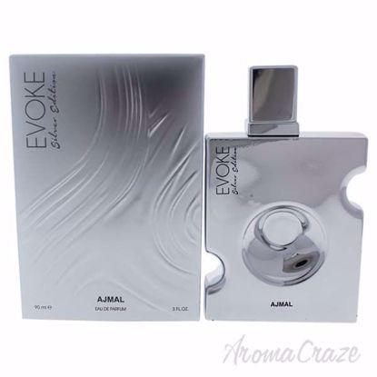 Evoke Silver Edition by Ajmal for Men - 3 oz EDP Spray