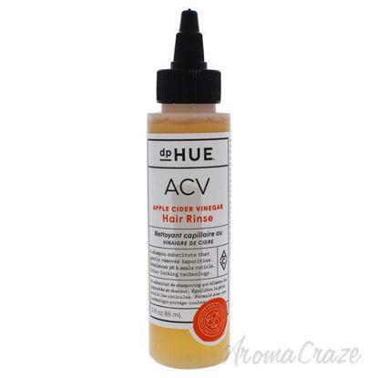 Apple Cider Vinegar Hair Rinse by Dphue for Unisex - 3 oz Sh