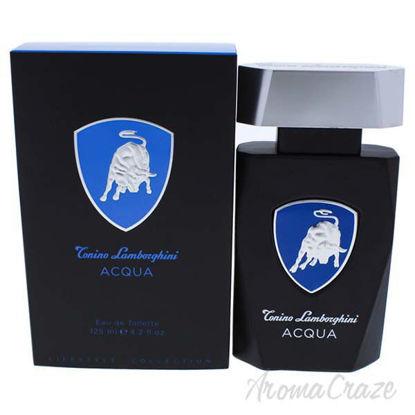 Acqua by Tonino Lamborghini for Men - 4.2 oz EDT Spray