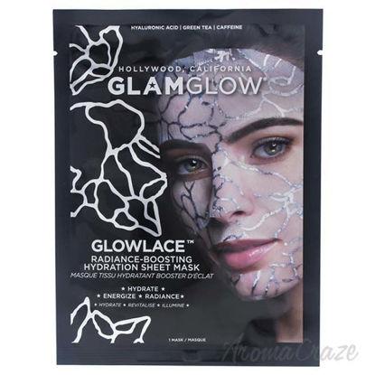 Glowlace Radiance-Boosting Hydration Sheet Mask by Glamglow