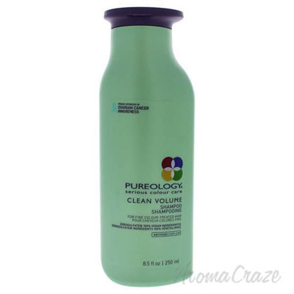 Clean Volume Shampoo by Pureology for Unisex - 8.5 oz Shampo