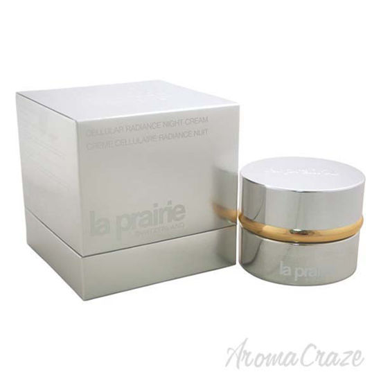 Cellular Radiance Night Cream by La Prairie for Unisex - 1.7