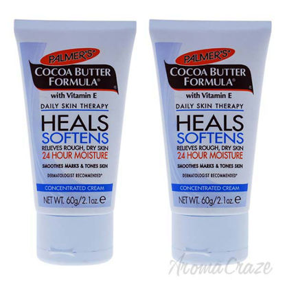 Cocoa Butter Concentrated Cream by Palmers for Unisex - 2.1
