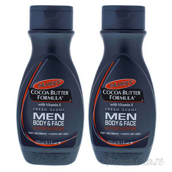 Cocoa Butter Men Body and Face Lotion by Palmers for Men - 8
