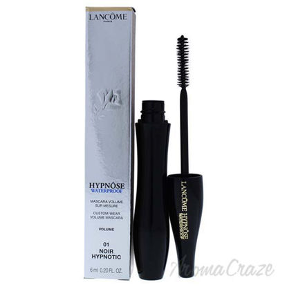 Hypnose Waterproof Mascara - 01 Noir Hypnotic by Lancome for