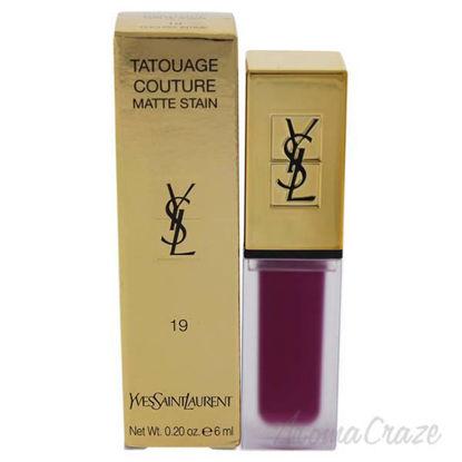 Tatouage Couture Liquid Matte Lip Stain - 19 Fuchsia Intime