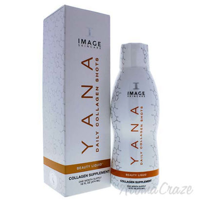 Yana Daily Collagen Shots by Image for Unisex - 16 oz Supple