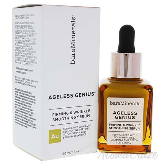 Ageless Genius Firming and Wrinkle Smoothing Serum by bareMi