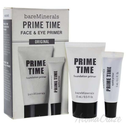Prime Time Face and Eye Primer Kit by bareMinerals for Unise