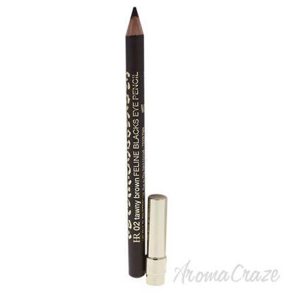 Feline Blacks Eye Pencil - 02 Tawny Brown by Helena Rubinste