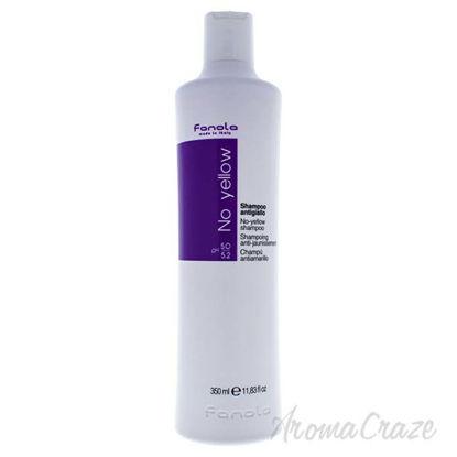 No Yellow Shampoo by Fanola for Unisex - 11.8 oz Shampoo
