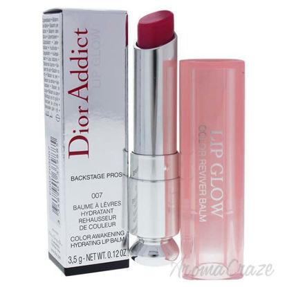 Dior Addict Lip Glow - 007 Raspberry by Christian Dior for W