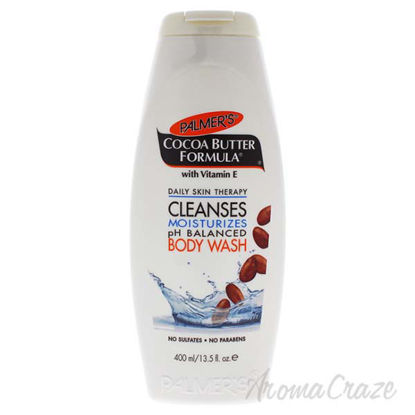 Cocoa Butter Moisturizing Body Wash by Palmers for Unisex -