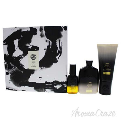 Gold Lust Collection by Oribe for Unisex - 3 Pc 8.5oz Repair