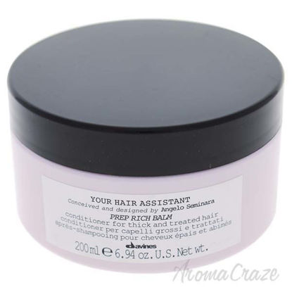 Your Hair Assistant Prep Rich Balm Conditioner by Davines fo