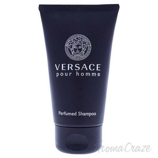 Versace Pour Homme Perfumed Shampoo for Men 1.7 oz