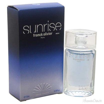 Franck Olivier Sunrise EDT Splash (Mini) for Men 0.25 oz