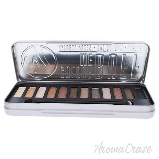 closer at wholesale outlet official shop Colour Me Buff Eye Colour Palette by W7 for Women - 0.55 oz Eye Shadow