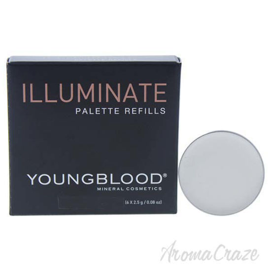 Illuminate Palette Refills - Pearl by Youngblood for Women -