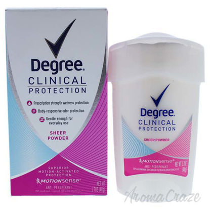 Clinical Protection Sheer Powder Anti-Perspirant by Degree f