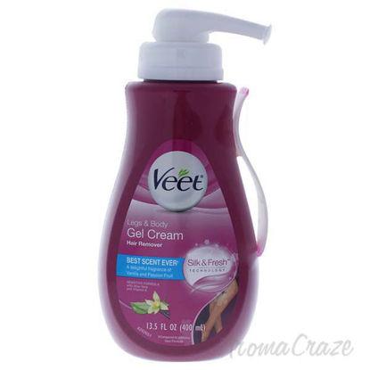 Legs & Body Gel Cream by Veet for Women - 13.5 oz Hair Remov