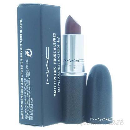Matte Lipstick - Studded Kiss by MAC for Women - 0.1 oz Lips