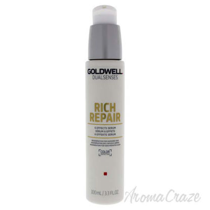 Dualsenses Rich Repair 6 Effects Serum by Goldwell for Unise