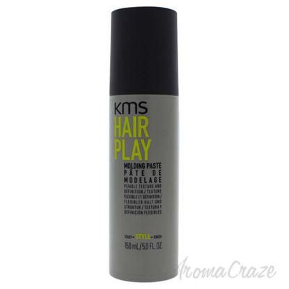 Hair Play Molding Paste by KMS for Unisex - 5.1 oz Paste