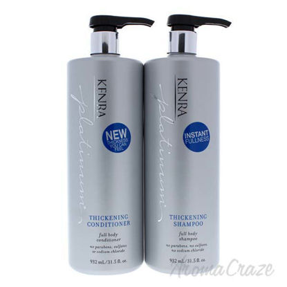 Platinum Thickening Shampoo and Conditioner Duo by Kenra for