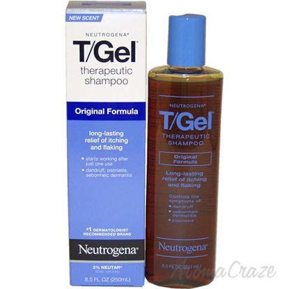 T/Gel Therapeutic Original Formula Shampoo by Neutrogena for